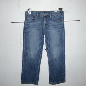 Lucky brand womens capris size 10 -4882-